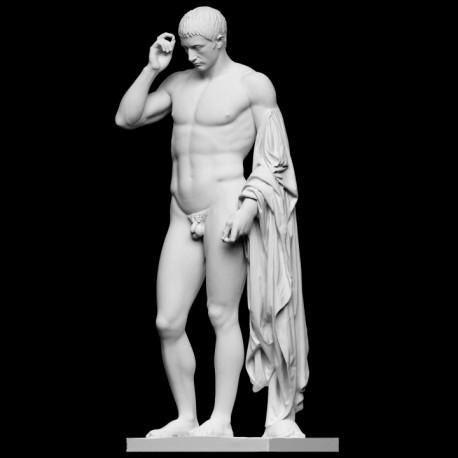 RID 71 Statua Marcellus h. cm. 100