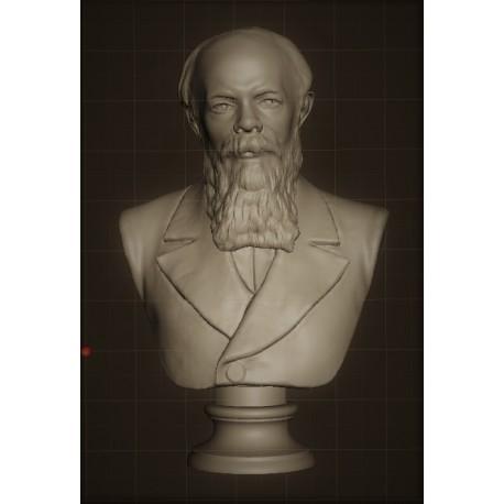 LB 333 Dostoevskij - Museo Crawford h. cm. 50