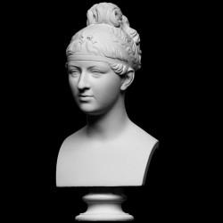 SM 48 Ida Brun - Thorvaldsen h. cm. 13
