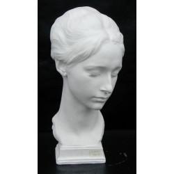 SM 50 Busto Donna '900 h. cm. 13