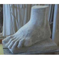 LA 40 Piede sinistro Davide di Michelangelo h. cm. 55