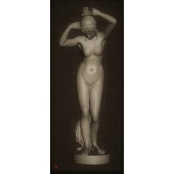 LS 417 Bagnante del Louvre h. cm. 175