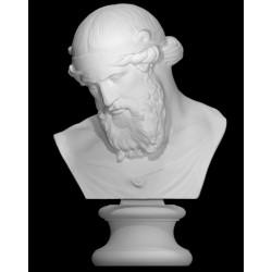 LB 237 Busto Dionysus h. cm. 61