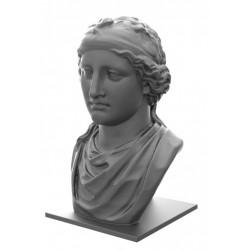 LB 241 Busto Aphrodite di Prassitele h. cm. 50