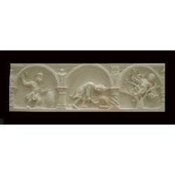 LR 151 Formella di San Zeno h. cm. 31x100