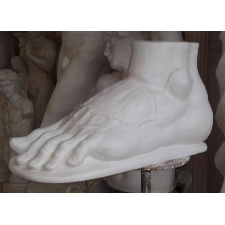 LA 43 Piede sinistro Ercole Farnese h. cm. 38