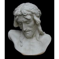 LB 83 Busto Cristo di Donatello h. cm. 43