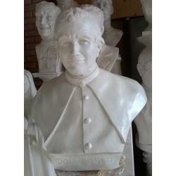 LB 209 Busto Don Bosco h. cm. 63