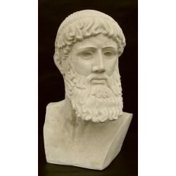 LB 18 Busto Zeus h. cm. 50