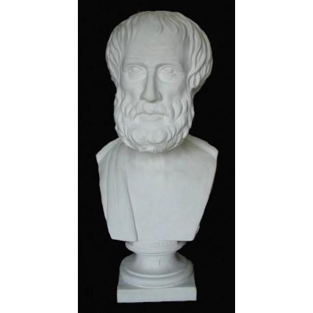 LB 96 Busto Aristotele h. cm. 60
