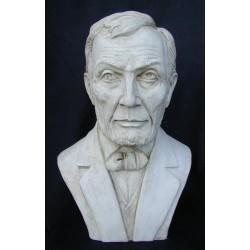 LB 97 Busto Abramo Lincoln h. cm. 53