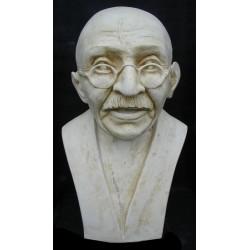 LB 98 Busto Gandhi h. cm. 50