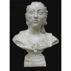 LB 99 Busto Maria Antonietta h. cm. 66