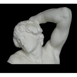 LA 33 Schiavo Morente Busto h cm. 55