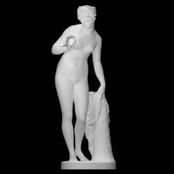 LS 371 Venere con mela h. cm. 175 SMK Museo Nazionale di Scultura – Copenaghen – Danimarca