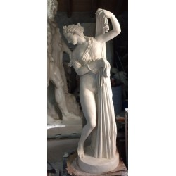 LS 355 Statua Venere Callipigia h. cm. 150 (Museo Archeologico Nazionale di Napoli)