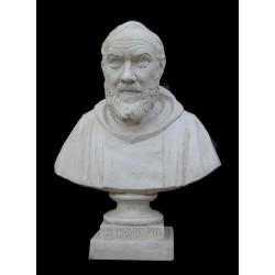 LB 130 Padre Pio h. cm. 67