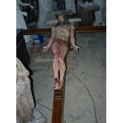 LS 194 Cristo con braccia movibili h. cm. 190