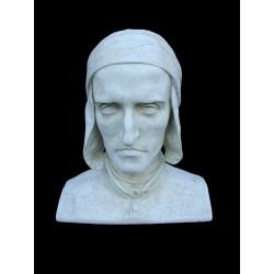 LB 59 Dante Alighieri h. cm. 40