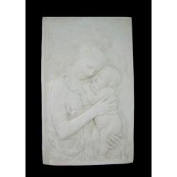 LR 27 Madonna di Donatello h. cm. 63x39