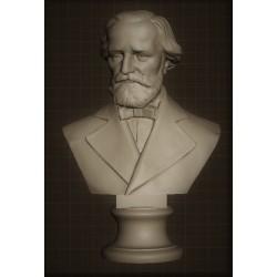 SM 4 Giuseppe Verdi h. cm. 25