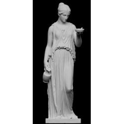 RID 24 Statua Hebe del Thorvaldsen h. cm. 70