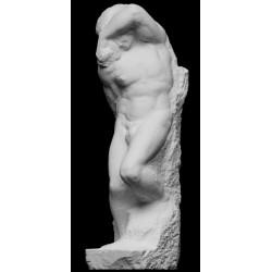 RID 31 Statua Schiavo giovane di Michelangelo h. cm. 70