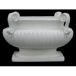 LV 74 Vaso ovale per tavolino h. cm. 50x75